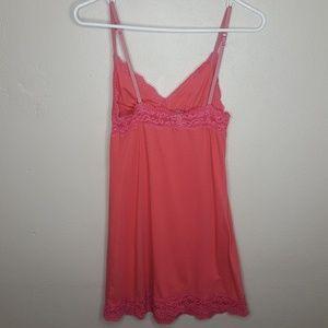 Cosabella Intimates & Sleepwear - Cosabella Dolce Babydoll Chemise Cotton Cup Dress